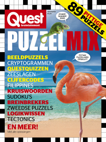 Cover Quest Puzzelmix 2